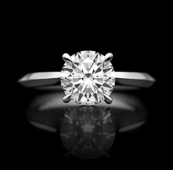 The Atelier - Solitaire Diamond Ring