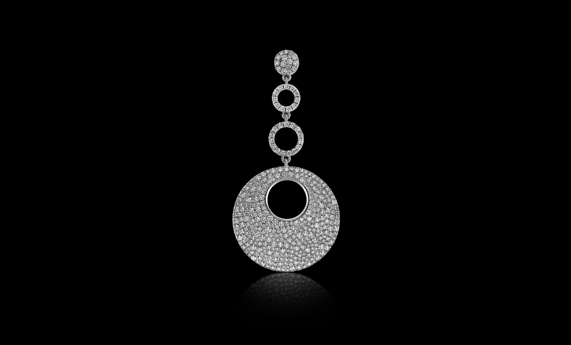 Atelier - your dream diamond jewellery - Diamond Earring