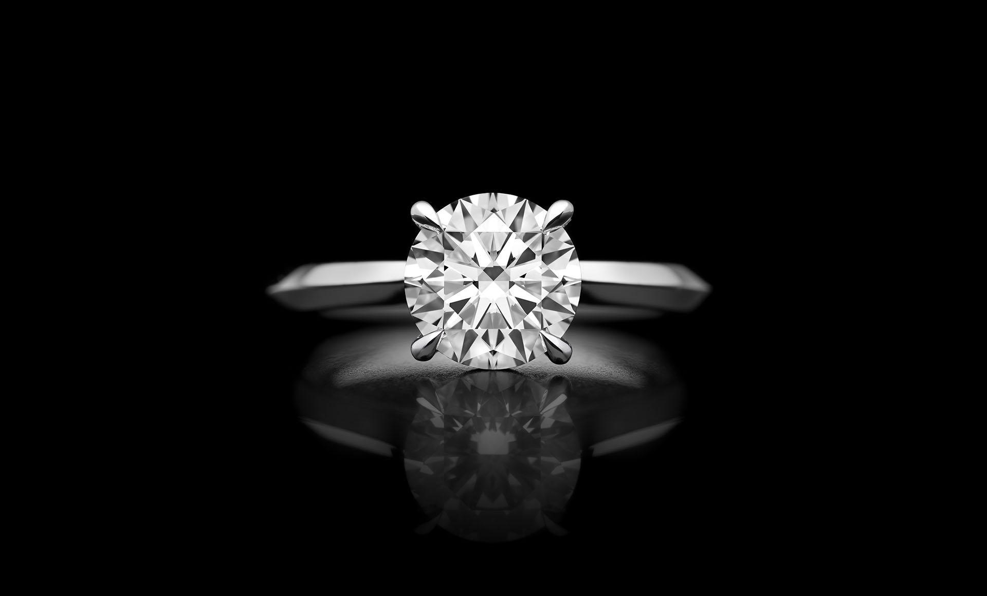 Atelier - your dream diamond jewellery - Solitaire