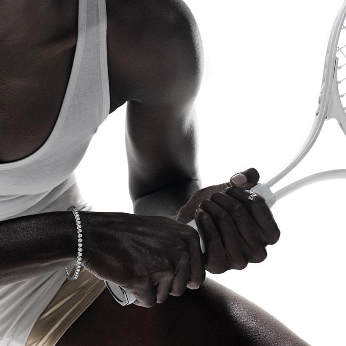 Montluc - Tennis Diamond Bracelet Showcase