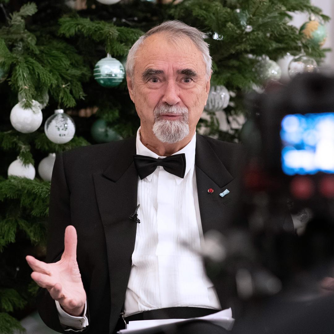 Sir Dr Percy Barnevik